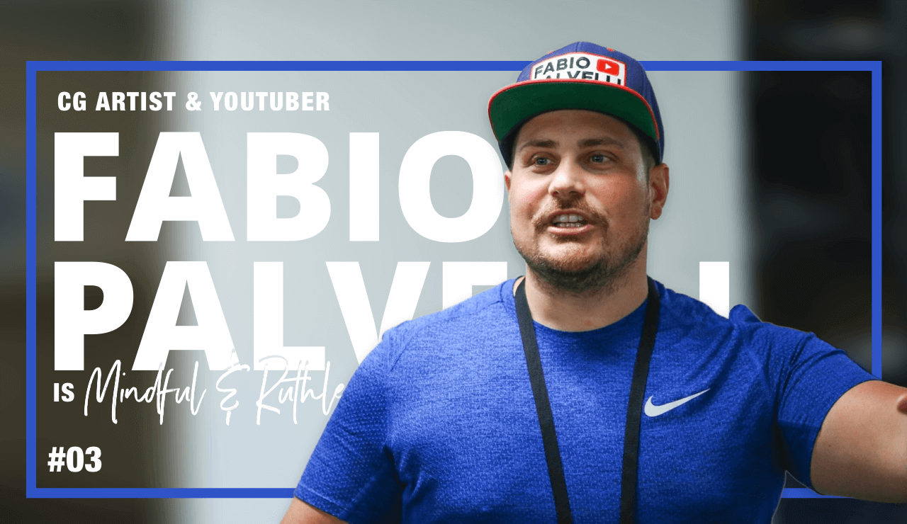 Building a Community & Live Events (w/ Fabio Palvelli — Designer and Youtuber)
