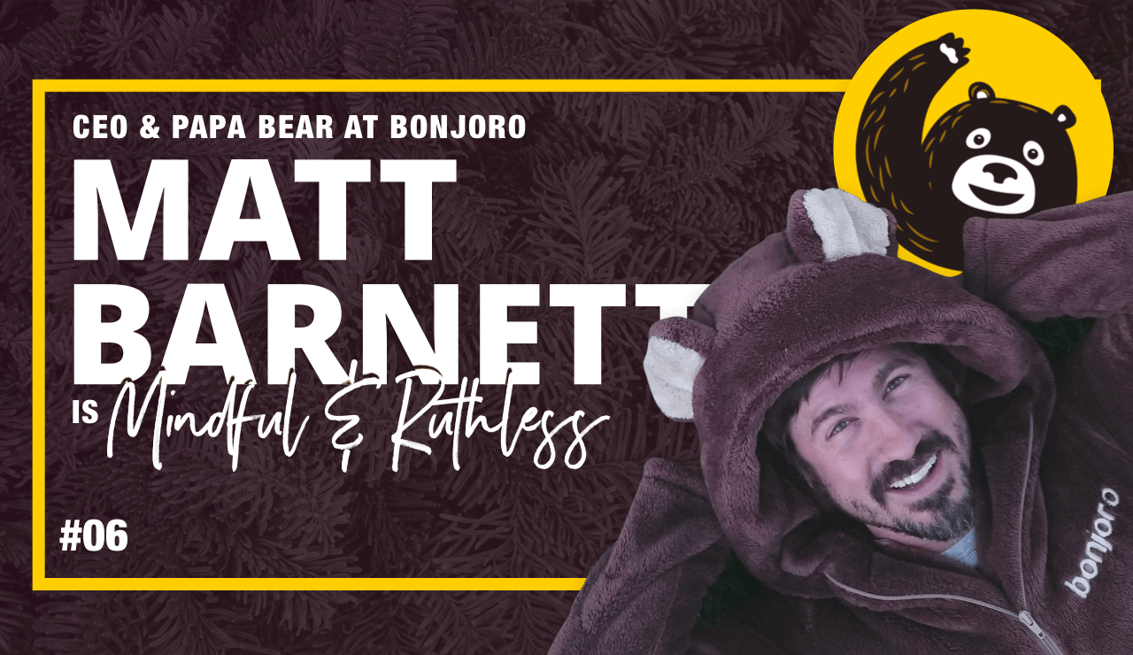 Keeping the Personal Approach in the Era of Remote Teams & Customers (w/ Matt Barnett — Co-Founder of Bonjoro)